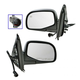 1AMRP00640-Ford Explorer Mirror Pair