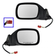 1AMRP00634-1997-01 Jeep Cherokee Mirror Pair