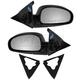 1AMRP00625-Kia Magentis Optima Mirror Pair