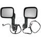 1AMRP00617-2008-09 Hummer H2 Mirror Pair
