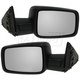 1AMRP00609-Mirror Pair Black