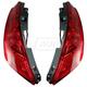 1ALTP00604-2003-05 Nissan Murano Tail Light Pair