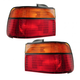 1ALTP00610-1990-91 Honda Accord Tail Light Pair