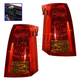 1ALTP00638-Cadillac CTS Tail Light Pair