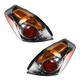 1ALTP00629-2007-09 Nissan Altima Altima Hybrid Tail Light Pair