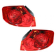 1ALTP00631-Infiniti G25 G35 G37 Tail Light Pair