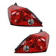 1ALTP00630-2008-12 Nissan Altima Tail Light Pair