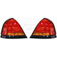 1ALTP00633-2001-03 Ford Crown Victoria Tail Light Pair