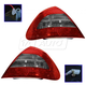 1ALTP00658-2007-09 Mercedes Benz Tail Light Pair