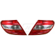 1ALTP00659-2008-10 Mercedes Benz Tail Light Pair