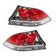 1ALTP00665-2004-07 Mitsubishi Lancer Tail Light Pair