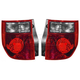 1ALTP00662-2007-08 Honda Element Tail Light Pair