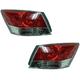 1ALTP00661-2008-12 Honda Accord Tail Light Pair