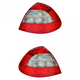 1ALTP00656-2007-09 Mercedes Benz Tail Light Pair