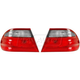 1ALTP00651-2000-02 Mercedes Benz Tail Light Pair