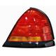 1ALTL01064-2001-03 Ford Crown Victoria Tail Light