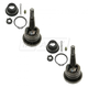 GMLTP00001-License Plate Light Lens Pair  General Motors OEM 916438