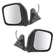 1AMRP00315-1998-04 Mitsubishi Montero Sport Mirror Pair