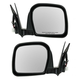 1AMRP00316-Toyota 4Runner Mirror Pair
