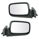 1AMRP00304-2000-04 Nissan Frontier Xterra Mirror Pair