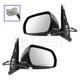 1AMRP00306-2003-04 Nissan Murano Mirror Pair