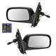 1AMRP00328-2000-05 Toyota Echo Mirror Pair