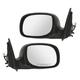 1AMRP00329-Toyota Sequoia Tundra Mirror Pair