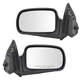 1AMRP00352-1993-98 Mercury Villager Nissan Quest Mirror Pair