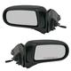 1AMRP00348-1999-03 Mazda Protege Mirror Pair