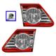 1ALTP00792-2011-13 Toyota Corolla Back up / Reverse Light Pair