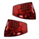 1ALTP00787-2007-09 Acura MDX Tail Light Pair