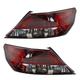 1ALTP00781-2012-14 Acura TL Tail Light Pair