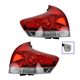 1ALTP00780-2009-12 Toyota Venza Tail Light Pair