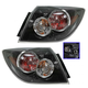 1ALTP00776-2007-09 Mazda 3 Tail Light Pair