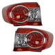 1ALTP00772-2011-13 Toyota Corolla Tail Light Pair