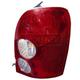1ALTL01371-2002-03 Mazda Protege Protege5 Tail Light Passenger Side