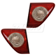 1ALTP00771-2009-10 Toyota Corolla Tail Light Pair