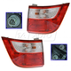1ALTP00774-2011-13 Honda Odyssey Tail Light Pair