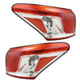 1ALTP00770-2010-12 Lexus ES350 Tail Light Pair