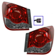 1ALTP00768-Chevy Cruze Cruze Limited Tail Light Pair