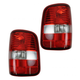 1ALTP00767-Ford F150 Truck Tail Light Pair