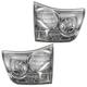 1ALTP00752-2006-07 Lexus RX400h Tail Light Pair