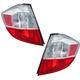 1ALTP00756-2009-14 Honda FIT Tail Light Pair