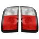 1ALTP00740-1996-97 Honda Accord Tail Light Pair