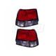 1ALTP00732-Toyota Tercel Tail Light Pair