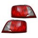 1ALTP00727-2002-03 Mitsubishi Galant Tail Light Pair