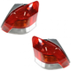 1ALTP00705-2009-11 Toyota Yaris Tail Light Pair