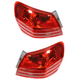 1ALTP00708-Nissan Rogue Rogue Select Tail Light Pair