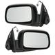 1AMRP00371-2002-06 Honda CR-V Mirror Pair