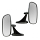 1AMRP00370-Pontiac Mirror Pair Chrome